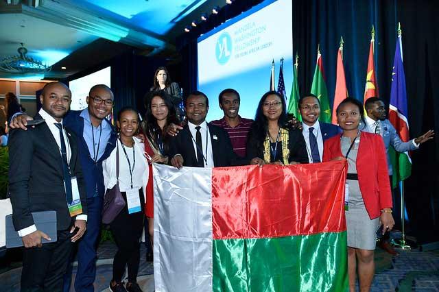 Yali fellowship - Fellows from Madagascar