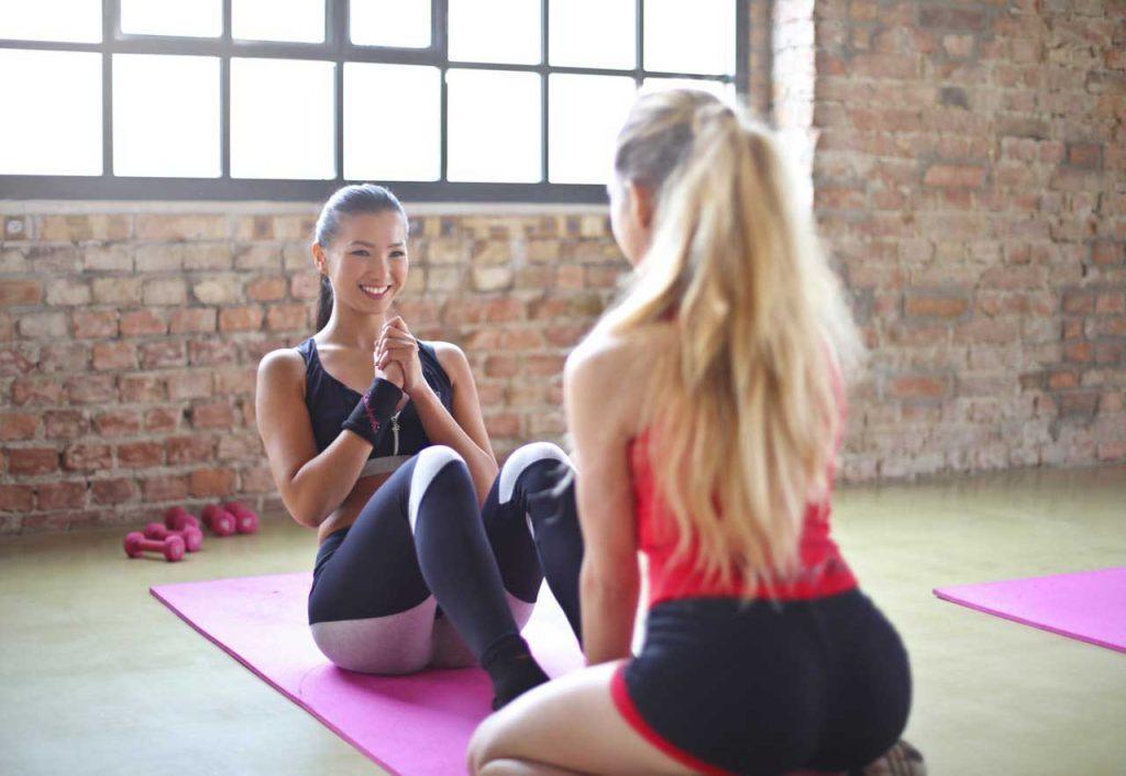exercice regularly