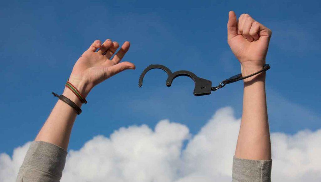 break free of the past
