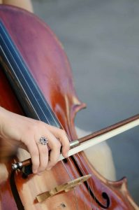 develop talent violin