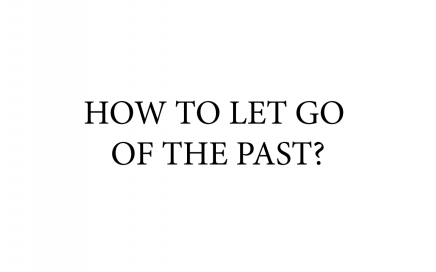 how to let go of the past thumbnail