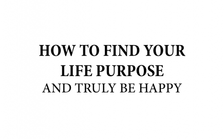 discover your purpose in life