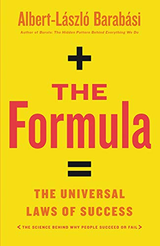 The formula the universal laws of success