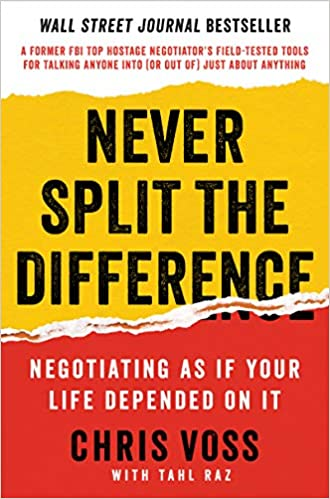 Never split the difference summary