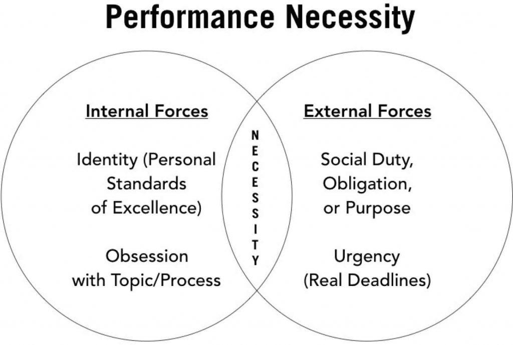 performance necessity