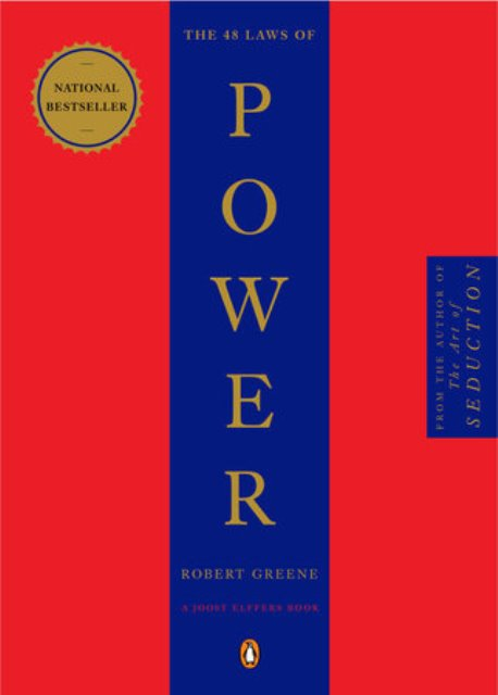48 laws of power list